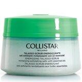 Collistar Talasso-scrub sais esfoliantes revitalizantes com óleos essenciais 700g