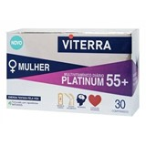 woman platinum 55+ daily multivitamin supplement 30caps