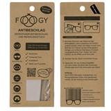 foogy anti-fog cleaning wipe 1unit