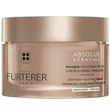 Rene Furterer Absolue kératine máscara reparação extrema cabelos danificados espessos 200ml