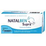 Natalben supra suplemento nutricional gravidez 30cáps