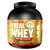 total whey proteína sabor morango 2kg