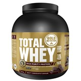 total whey proteína sabor chocolate 2kg