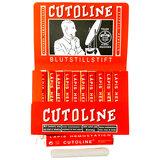 cutoline hemostatic after shave pencil for sensitive skin, antiseptic 10gx12unit