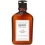 No. 105 shampoo revigorante 250ml