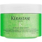 fusio scrub apaisant for sensitive scalp 250ml
