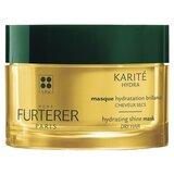 Rene Furterer Karité hydra máscara hidratante para cabelo seco 200ml