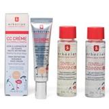 Erborian Kit Centella Power - cc cream clair 15ml cleansing oil 30ml cleansing gel 30ml