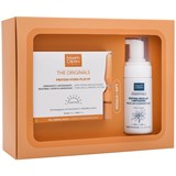 gift set proteos sp 30amp+cleansing foam 100ml