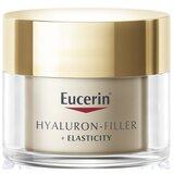 Hyaluron-filler +elasticity creme noite preenchimento rugas profundas 50ml