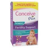 Conceive Plus suplemento feminino de apoio à fertilidade 60 cápsulas