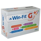 Win Fit Win-fit glucosamina reforça as articulações 30comprimidos