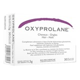 Oxyprolane Cabelo e unhas estimulador vitalidade crescimento 30cápsulas