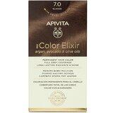 my color elixir coloração permanente 7.0 loiro