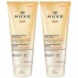 sun shampoo e gel duche pós solar 2x200ml