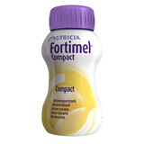 Nutricia Fortimel compact suplemento hipercalórico banana 4 x 125ml (validade 12/06/2021)