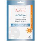 a-oxitive antioxidant sheet mask 1unitx18ml