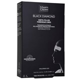 black diamond ionto-lift rugas e linhas da testa 4 patches