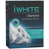 iwhite diamond kit branqueamento dentário 10moldes