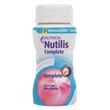 nutilis complete hipercalórico espessado morango 4x125ml
