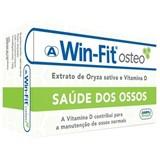 win-fit osteo suplemento alimentar 30 comprimidos mastigáveis
