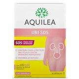 uri sos para vias urinárias 10cápsulas