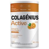 active orange flavor 345g