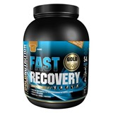Gold Nutrition Fast Recovery para recuperação muscular sabor laranja 1kg