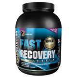 Gold Nutrition Fast Recovery para recuperação muscular sabor maracujá 1kg