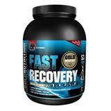Gold Nutrition Fast Recovery para recuperação muscular sabor frutos silvestres 1kg