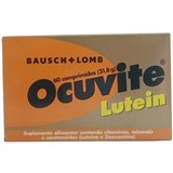 Ocuvite lutein suplemento alimentar para a visão 60comprimidos