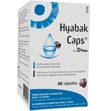 hyabak caps suplemento alimentar para a visão 60cápsulas