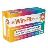 Multi energia e vitalidade 30comprimidos