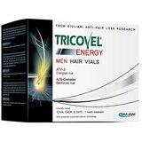 tricovel energy ampolas anti-queda para homem 10x3.5ml