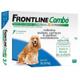 combo spot on 3 pipettes dogs m  10-20 kg