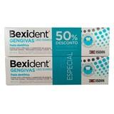 pasta dentífrica com triclosano para higiene diária 2x75ml