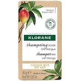 Mango bio dry and damaged hair shampoo bar 80g
