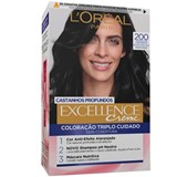 excellence brunettes color treatment 200