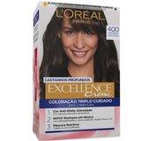excellence brunettes color treatment 400