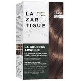 la couleur absolue permanent haircolour  5.00 -  light brown