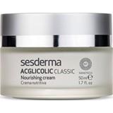Sesderma Acglicolic classic creme nutrit antienvelhecimento peles secas 50ml (val 11/21)