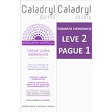 caladryl derma atopic skin ultra moisturising cream 2x200g
