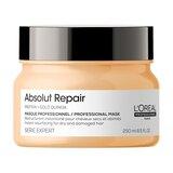 serie expert absolut repair máscara cabelos danificados 250ml