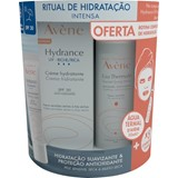 Avene Hydrance optimale uv rich cream spf30 40ml+ eau thermal 50ml + comp 5units