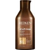 All soft mega shampoo cabelos muito secos 300ml