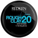 Redken Rough clay 20 cera texturizante mate 50ml