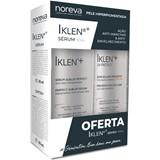 iklen+ sérum despigmentante anti-manchas 30ml + iklen spf50+ 30ml