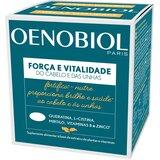 oenobiol força e vitalidade para cabelos e unhas 60comprimidos