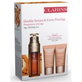 Clarins Coffret double serum 50ml + extra-firming energy 15ml + extra-firming noite 15ml