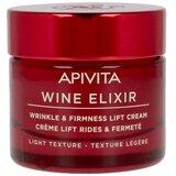 Wine elixir creme ligeiro para pele normal a mista 50ml